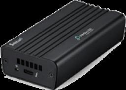 Promise SANLink3 T1 - One Thunderbolt 3 NBASE-T Ethernet Bridge Adapter