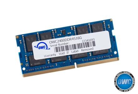 OWC 16GB DDR4 SO-DIMM RAM 19200 2400Mhz