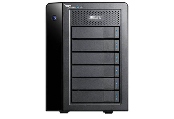 Promise Pegasus2 R6 24TB RAID System
