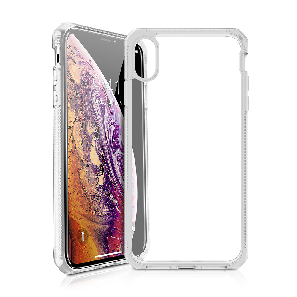 ITSKINS Hybrid Frost Case for iPhone XR, XS/X  & XS Max