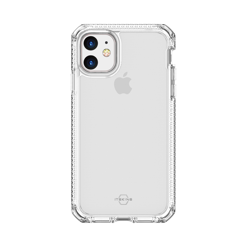 ITSKINS Supreme Clear Case for iPhone 11