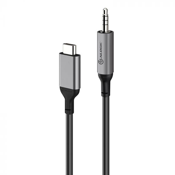 ALOGIC 1.5m USB-C (Male) to 3.5mm Audio (Male) Cable - Ultra Series