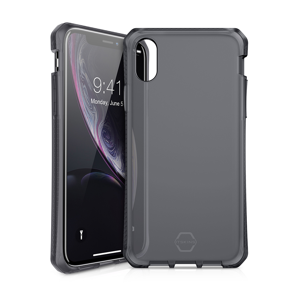 ITSKINS SPECTRUM Frost Case for iPhone XR, X, XS & XS Max