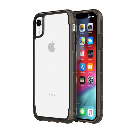 Griffin Survivor Clear for iPhone XR