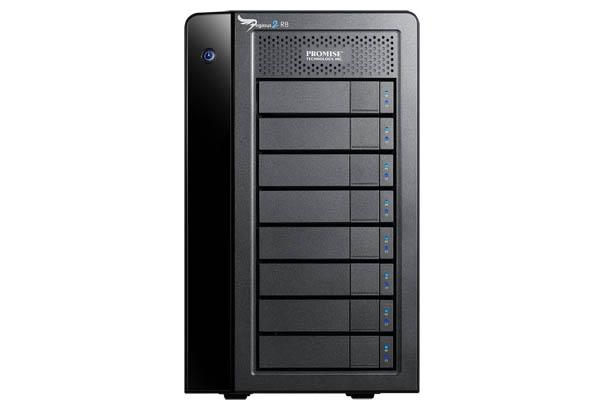 Promise Pegasus2 R8 32TB RAID System