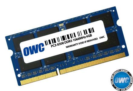 OWC DDR3 SDRAM 1066 Mhz