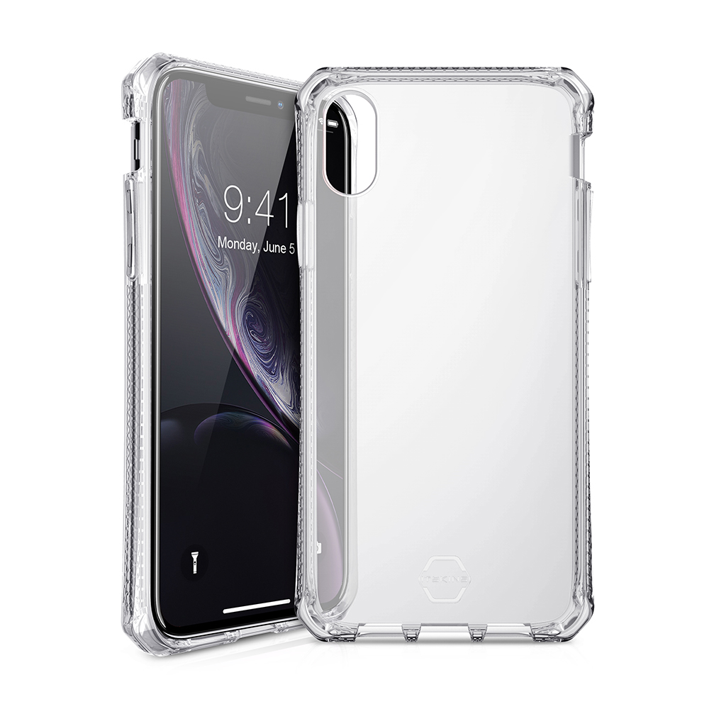 ITSKINS Spectrum Clear Case for iPhone XR
