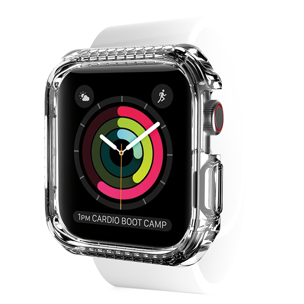 ITSKINS Spectrum Clear Case for Apple Watch Series 4 44mm