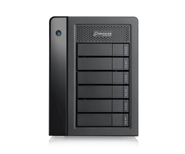 Promise Pegasus3 R6 24TB RAID System