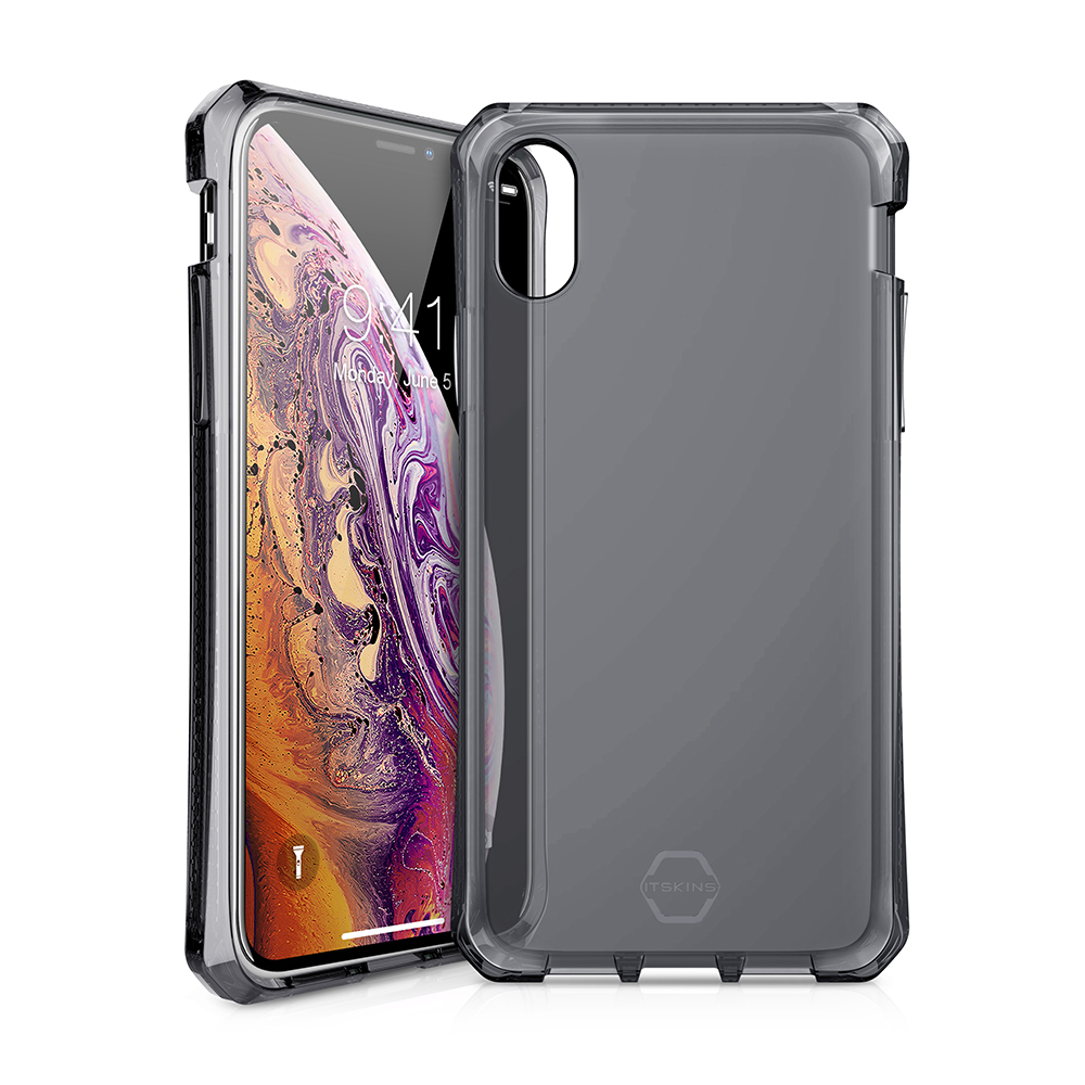 ITSKINS Spectrum Clear Case for iPhone XS / X