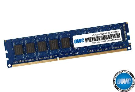 OWC 4GB DDR3 SD RAM 10600 1333Mhz