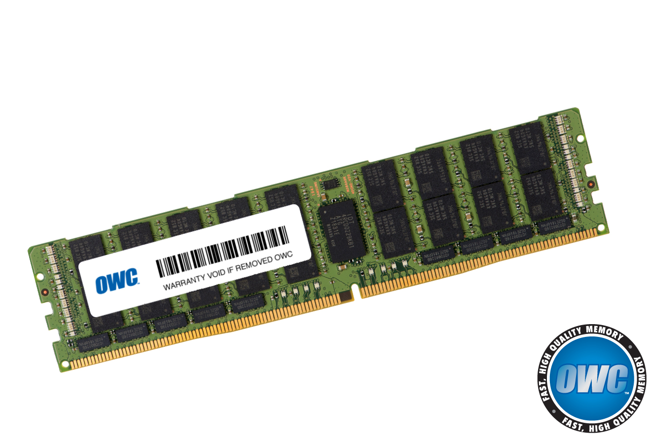 OWC Memory Upgrade 16GB PC21300 2666MHz DDR4 RDIMM for Mac Pro 8-Core models