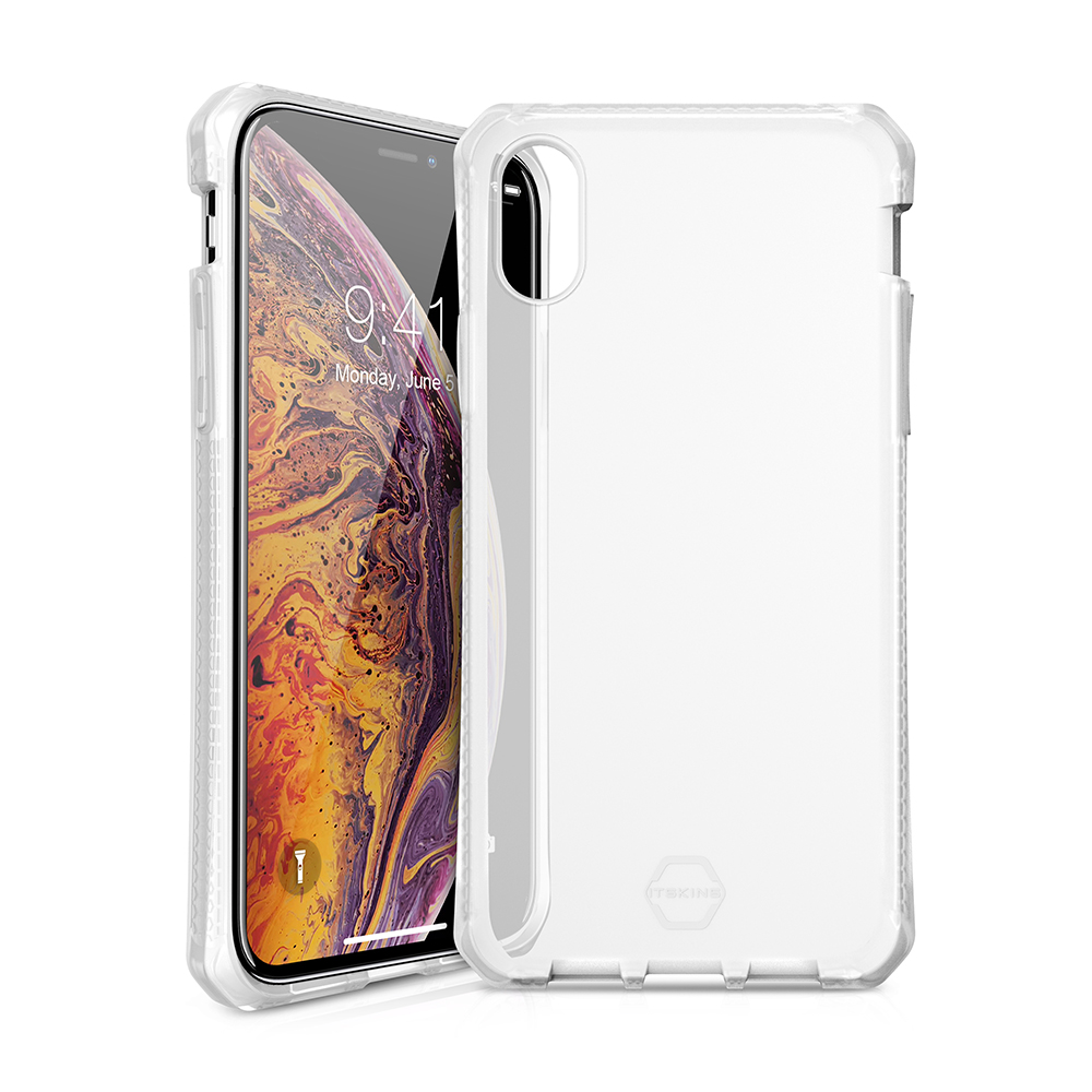 ITSKINS Spectrum Frost Case for iPhone XS Max