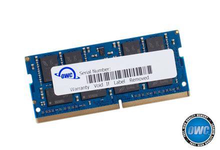OWC DDR4 SO-DIMM RAM 2666 Mhz