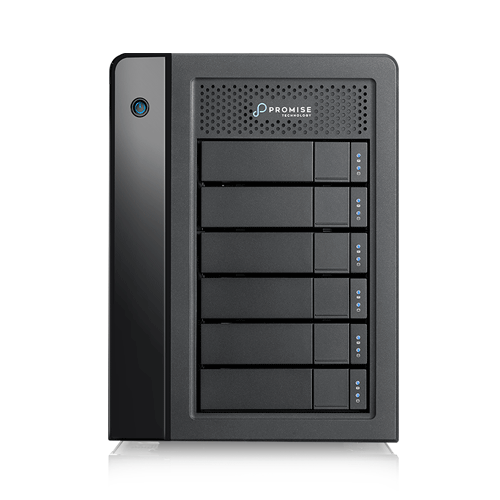 Promise Pegasus3 R6 36TB RAID System