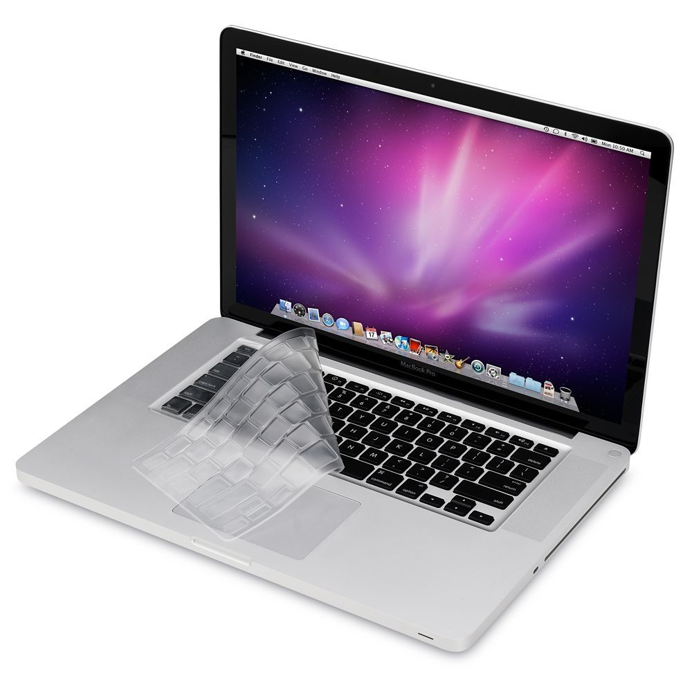 Devia Keyboard Cover for Macbook Air 13.3, Pro 13.3 & Pro 15.4 Retina